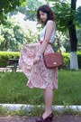 Thrifted-marc-chantal-purse-floral-thrifted-skirt-lace-thrifted-top