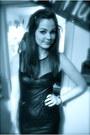 Black-dress-h-m-dress