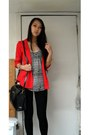 Black-fairweather-bag-red-joe-blouse-black-dynamite-top