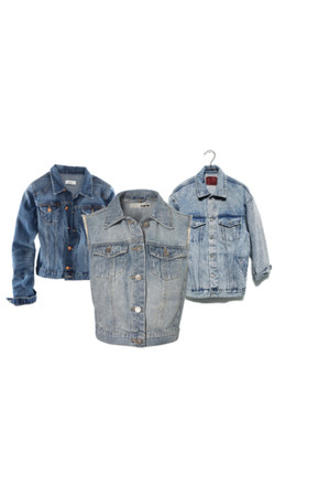 blue denim jacket - sky blue denim jacket - light blue denim vest