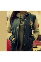 jacket - hoodie
