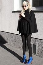 h&mebay coat - GoJane shoes - aa shorts