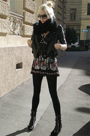 dari meya dress - ebaycom shoes - H&M scarf - ebaycouk accessories