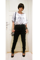 aDDorable top - Guess - Miss Miss - DCM shoes - Mix accessories - Mix necklace