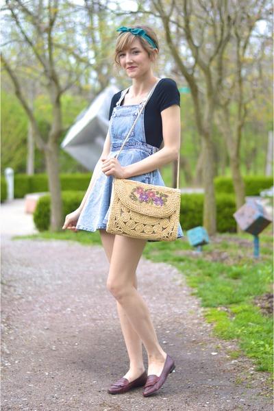 light blue asoscom dress