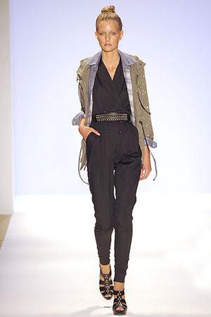 Charlotte Ronson SS10 jacket
