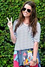Chambray-forever-21-shirt-aviator-forever-21-sunglasses-ralph-lauren-sandals