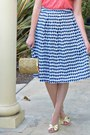 Salmon-sequined-jcrew-shirt-sailor-downeast-basics-skirt