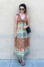 Maxi-dress-angie-dress-cross-body-h-m-bag-flip-flops-old-navy-sandals