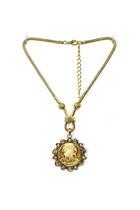 Brass-cameo-absoluteaccessorycom-necklace