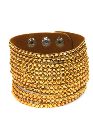 gold AbsoluteAccessorycom bracelet
