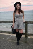 black Love top - Love skirt