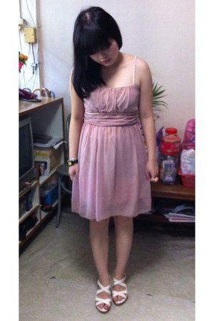 chiffon Cityplaza dress