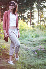 Salmon-h-m-blazer-dark-brown-leather-h-m-bag-beige-chinos-monki-pants-whit