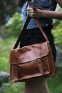 Brown-leather-vintage-boots-brown-leather-satchel-vero-moda-bag-black-high-w
