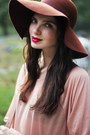 Crimson-floppy-asos-hat-dark-brown-leather-satchel-vero-moda-bag-light-blue-