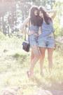 Sky-blue-denim-urban-outfitters-shorts-sky-blue-denim-monki-shorts-blue-flow