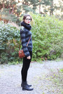 Black-army-nilson-boots-dark-gray-h-m-sweater-black-velvet-forever-21-tights