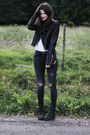 Black-biker-leather-sofifi-jacket-black-nilson-boots