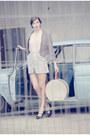 Johanna-vikman-blazer-round-suitcase-vintage-bag-johanna-vikman-shorts-mar