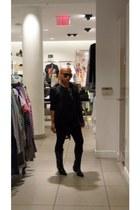 Tony Lama boots - trip nyc jeans - H&M shirt - H&M scarf