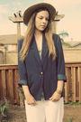 Blue-vintage-blazer