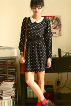 polkadot La delle clothing dress
