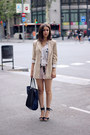 Beige-kenzo-blazer-black-mango-bag-light-pink-h-m-shorts
