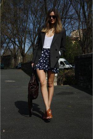 blue BLANCO shorts