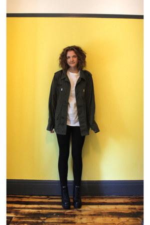 Topshop jacket - Topshop leggings