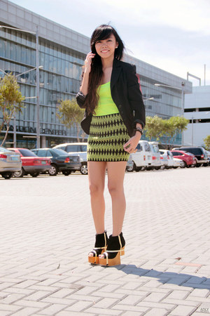 Gold Dot heels - g2000 blazer