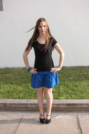 asos skirt - Zara t-shirt