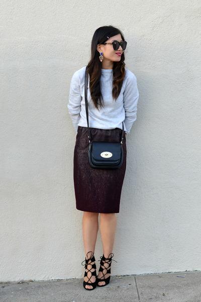 Pencil H M Skirts, Crossbody Mulberry X Target Bags, Zara Heels ... 1bdf900268