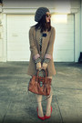 Everly-dress-h-m-jacket-gap-heels