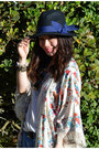 Forever-21-hat-matiko-shoes-kimono-zara-jacket-forever-21-shorts