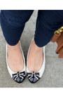Tweed-lebunny-bleu-flats-forever-21-jeans-forever-21-hat-stripe-h-m-shirt