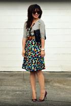 dress as top Amour Vert dress - Rebecca Minkoff bag - H&M belt