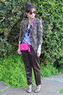 Camo-zara-jacket-coach-legacy-penny-purse-sole-society-heels