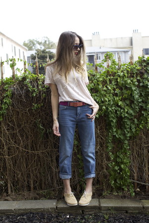 espadrilles Robert Clergerie shoes - pop vintage Acne Studios jeans