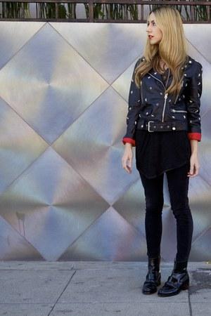 mock Acne Studios jacket - skin 5 Acne Studios jeans