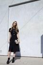 Dana-bio-stella-mccartney-boots-sebastian-dawn-dress-phillip-lim-bag