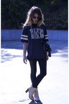 31 Phillip Lim t-shirt - cypress acne boots - rag & bone jeans