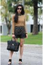 Black-31-phillip-lim-bag-black-leather-shorts-tan-topshop-top