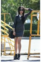 black Michael Kors boots - black 31 Phillip Lim bag - black Chanel sunglasses