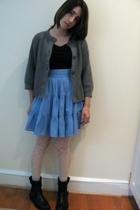 H&M skirt - H&M tights