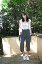 H&M top - Urban Outfitters pants