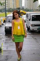 SM bracelet - SM top - skirt