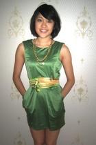 H&M dress - scarf