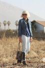 Rachel-comey-boots-thvm-jeans-helmut-lang-jacket-vintage-purse