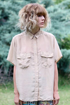 silk Anna and Frank blouse